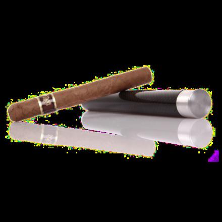 Carbon-Zigarrenhülse