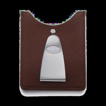 Kreditkartenhalter mit Geldscheinklammer