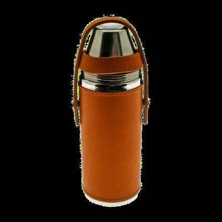 Ettinger Taschenflasche HUNTER mit 4 Bechern